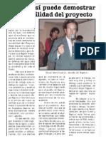 Periodico El Sol Oscar Moll