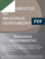 Maquinas Herramientas PP2011
