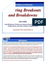 Dan Gibby - Mastering Breakouts and Breakdowns