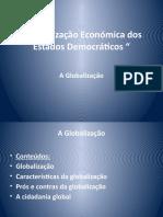 Organização Económica dos Estados Democráticos