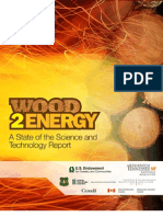 Wood 2 Energy Statae of the Science and Technology Report 2010