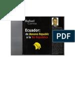 Ecuador...de banana republic a la NO República