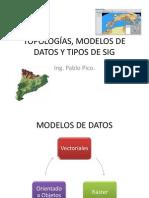 TOPOLOGIAS - MODELOS - SIG
