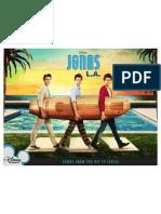 Digital Booklet - JONAS L.a.