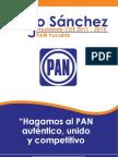 Carpeta informativa Hugo Sánchez Camargo