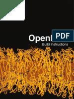 OpenPCR Build Instructions