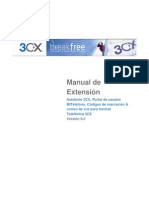 3CXExtensionmanual8 Es