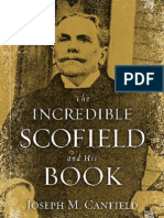 The Incredible Scofield and His Book