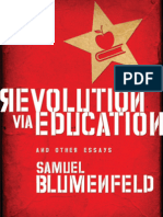 Revolution via Education