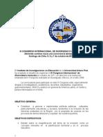 III Congreso Internacional de Diversidad e Inclusion
