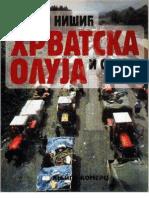 Hrvatska Oluja i Srpske Seobe Stanko Nisic