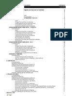 NBR Apresentação de Projetos de projetos - Estrutura