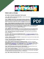 ArtWalk 2011 Events May6-7 Fri & Sat
