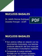 Monroe Nucleos Basales