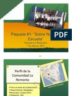 La Remonta_Paquete 1_7 de marzo2011