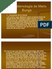 Epistemología de mario bunge1