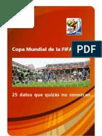 25 Datos de La Copa Del Mundo