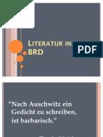 Literatur in Der BRD