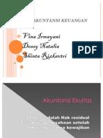 S.A.K akuntansi ekuitas