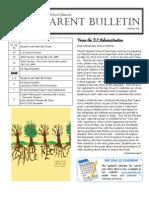 ES Parent Bulletin Vol#16 2011 May 6
