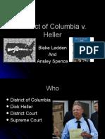 District of Columbi v Heller, Blake and Ansley. FINAL