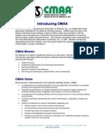 CMAA Service Classes 707 1