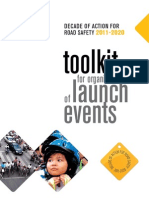Toolkit Decade of Action for Road Safety 2011-2020 English