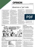 Opinion Herald 5-1-11