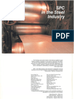 SPC in the Steel Industry