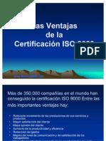 Los Beneficios de ISO 900