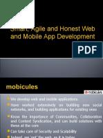 mobicules portfolio presentation