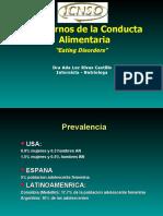 13-TRASTORNOS DE LA ALIMENTACIÓN