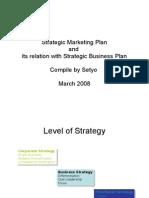 Strategic Mrk Plan Flow Setyo
