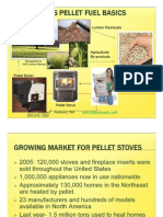 Pellet Stove for home heating