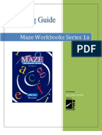Maze 1a Teaching Guide NCE