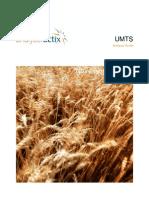 54119210 Actix Analyzer UMTS Analysis Guide