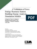Iowa Energy Report