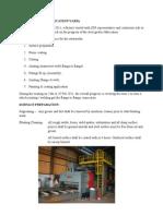 Steel girders fabrication- Part 1 (Steel Bridge)
