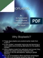 Bio Plastic Pp t