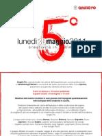 Evento Angelo Po e Vandenberg Edizioni
