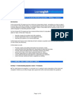 Describing Graphs Exercises for IELTS - British Council