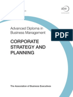 15 Corporate Strategy Planning Txt