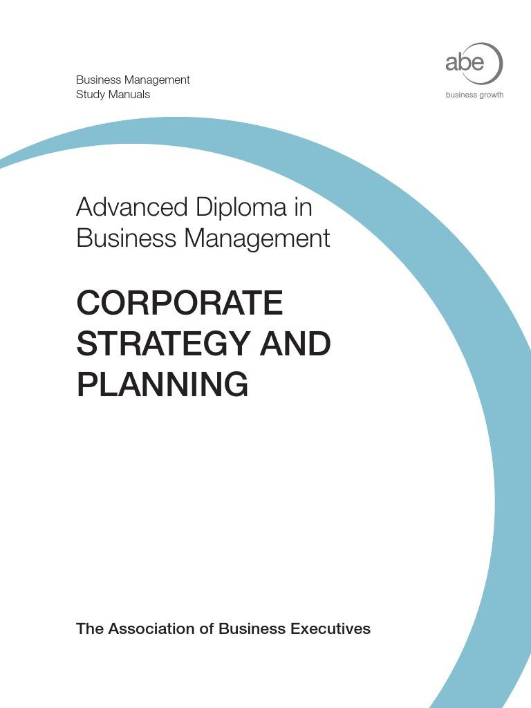 15 Corporate Strategy Planning Txt | Strategic Planning | Strategic  Management
