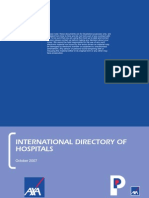 International Directory of Hospitals