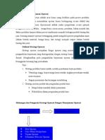 Definisi Manajemen Operasi