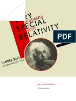 Bais Very Special Relativity - An Illustrated Guide (Harvard University Press)