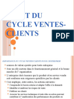 Audit Cycle Ventes Clients