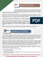 Best Practice in Project, Programme & Portfolio Management - MoP, MoV, P3O