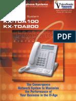 Kx-TDA100_200_IP_PBX_system
