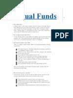 01. FAQ on Mutual Funds